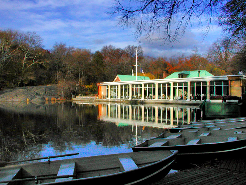 Boathouse Restaurant: E74 - Loeb Boathouse And Cafe